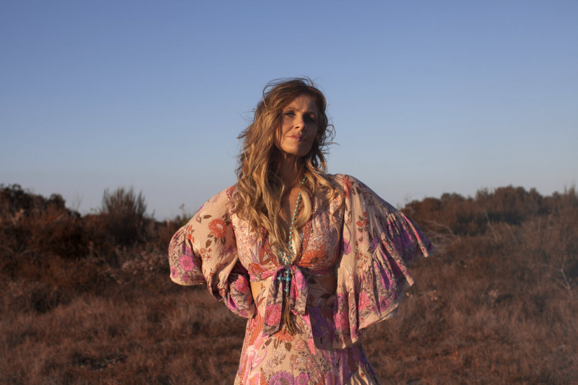 Kasey Chambers' New Album Campfire Could Be Her Most Important Life Work