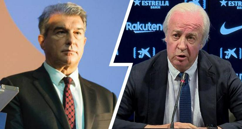 Upset In Candidacy Of Laporta With The Tusquets Letter
