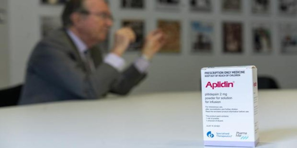 PharmaMar corrects up to 5% after rally by Aplidin