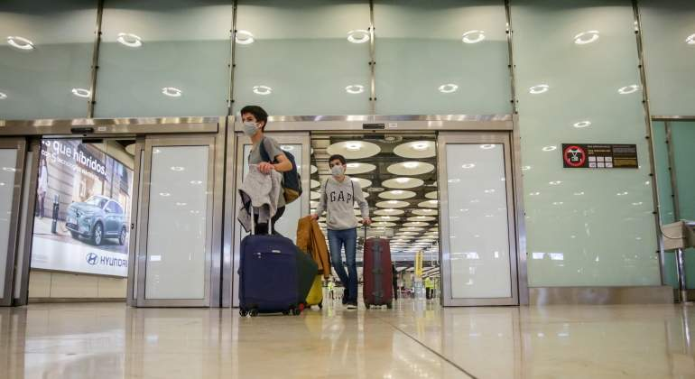 Health Extends The Quarantine Order To Travelers From Argentina, Bolivia And Colombia
