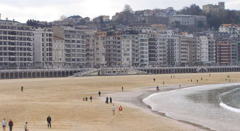 San Sebastián Is The Most Expensive Capital To Rent A House